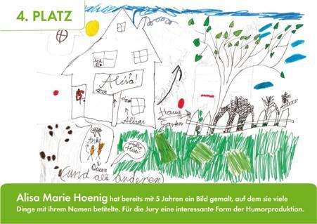 4. Platz  Alisa Hoenig