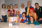 Clowns in der Kinderchirurgie 16.07.2015-IL.