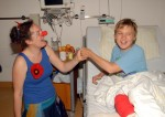 Clowns in der Kinderchirurgie 2 16.07.2015-IL.